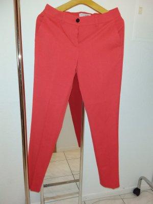 Bodyflirt Trouser Suit salmon-bright red