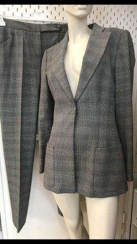 Giorgio  Armani Tailleur-pantalon gris clair-gris