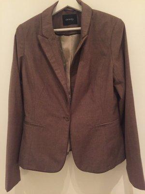 Orsay Traje de pantalón marrón oscuro-marrón claro
