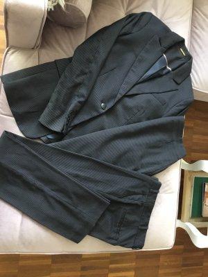 Mango Suit Costume business bleu foncé
