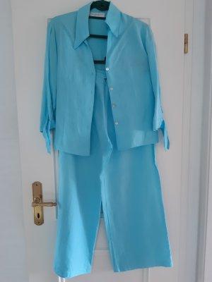 Joachim Bosse Tailleur-pantalon turquoise
