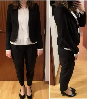 Hosenanzug mit Bluse