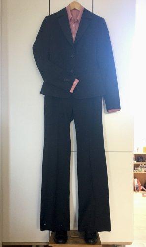 Mexx Zakelijk pak donkergrijs-antraciet Wol