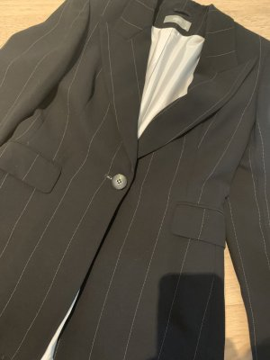 Wallis Traje de pantalón marrón-negro-blanco