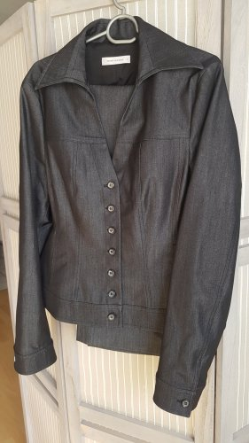 Trouser Suit dark blue