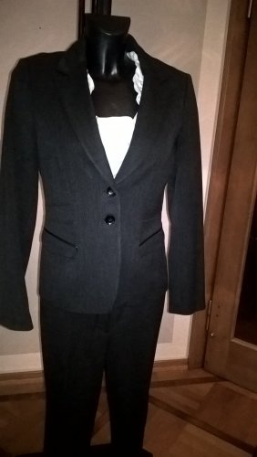 Comma Business Suit taupe-anthracite