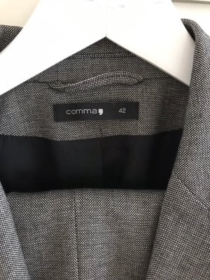 Comma Trouser Suit dark grey