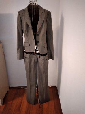 Esprit Trouser Suit black-brown