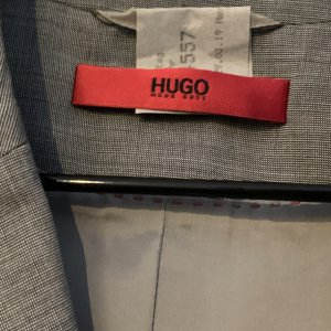Hugo Boss Business Suit grey