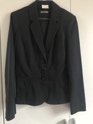 Montego Pinstripe Suit dark blue