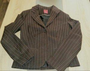 Sir Oliver Tailleur-pantalon brun-beige tissu mixte