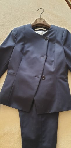 Dorothee Schumacher Trouser Suit dark blue