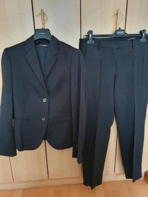 Windsor Spodnie garniturowe czarny