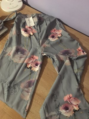 Hosenanzug (zweiteilig) mit Blumenprint