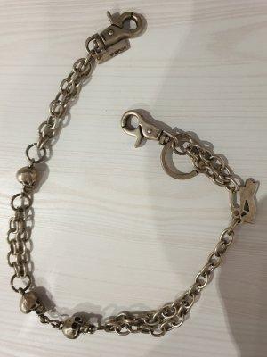 Energie Cinturón de cadena color plata
