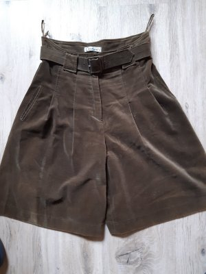 Clasen Jupes-culottes taupe-brun