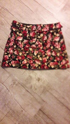 Stradivarius Culotte Skirt multicolored