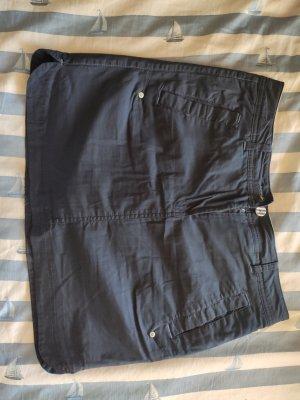 Bastingage Jupes-culottes bleu-bleu acier