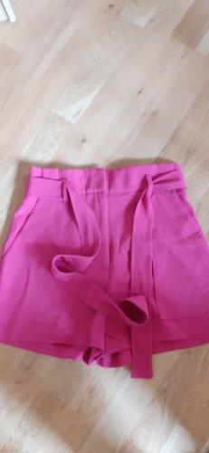 Guess Falda pantalón rosa Poliéster