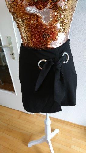Hosenrock Highwaist Shorts zum binden