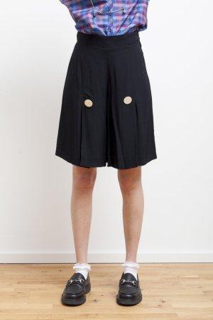 Hosenrock hoch tailliert kurtze Hose, true Vintage