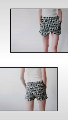 Amisu Falda pantalón multicolor