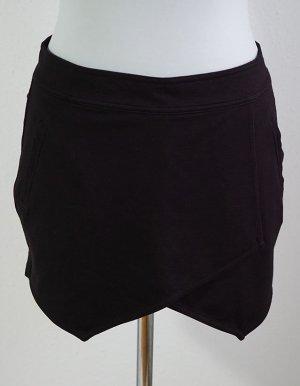 Vila Culotte Skirt black viscose