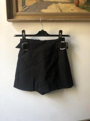 Bershka Jupes-culottes noir