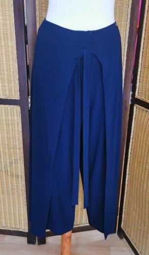 cf selection Falda pantalón azul oscuro Viscosa