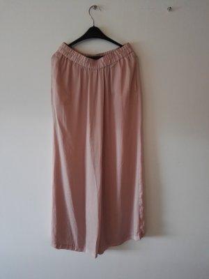 Esprit Falda pantalón rosa empolvado