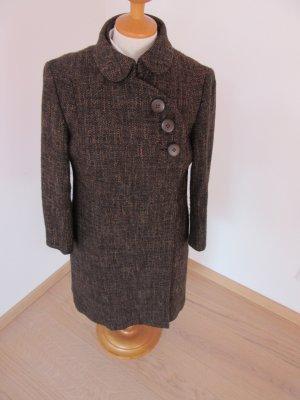 Hoss Intropia Short Coat multicolored mixture fibre