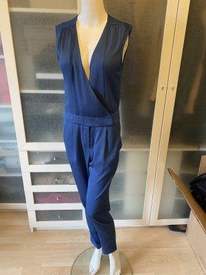 Hoss Intropia Tailleur pantalone blu