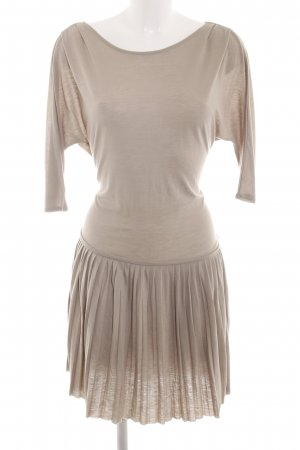 Hoss Intropia Stretchkleid creme Casual-Look