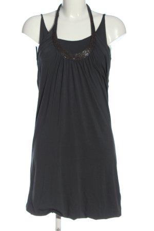 Hoss Halter Dress black casual look
