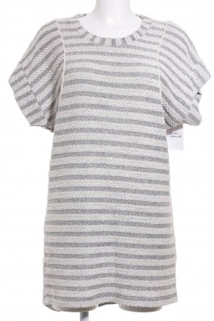 Hoss Knitted Dress white-light grey casual look