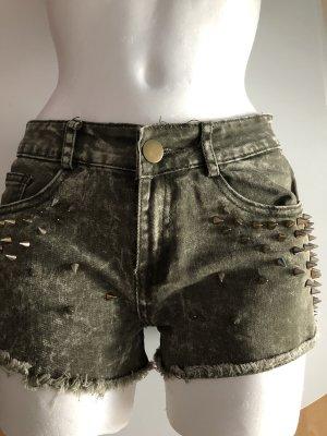 Hot & Delicious Jeansshort 36
