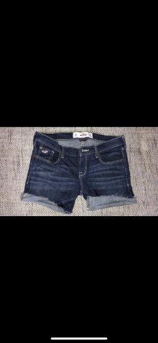 Hollister Hot Pants blue