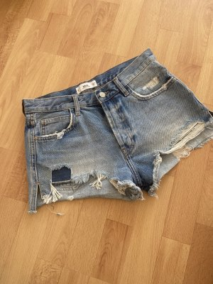 Hot Pans Mango Denim & Tees Gr. 36 Used-Look Shorts