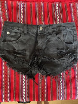 Hot Pant Used Look