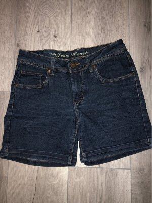 Esmara Hot Pants dark blue-blue