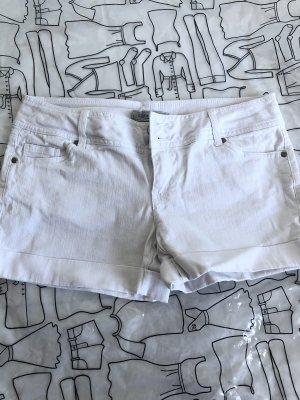 Clockhouse Hot Pants white