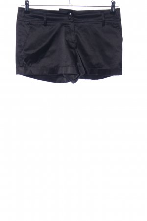 Hot Pants schwarz Casual-Look