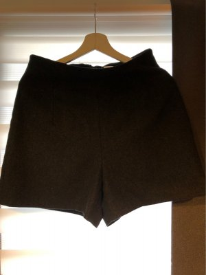 Hot Pants Winter aus Wolle