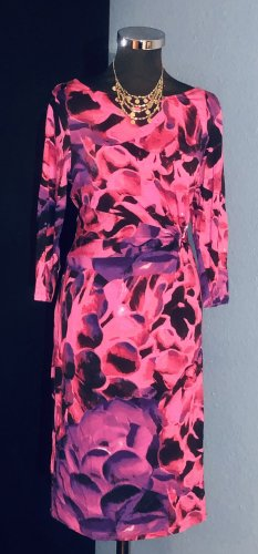 "Hot Pink Per Una ""Twist"" Kleid"