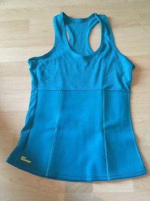 Hot Sportswear Débardeur de sport bleu
