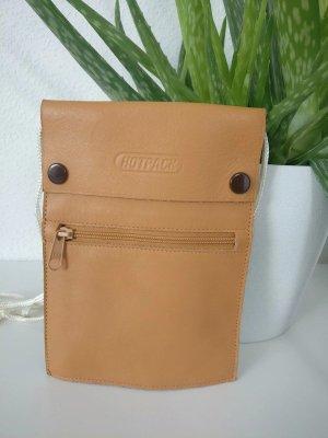 Hotpack Brusttasche Echtes Leder