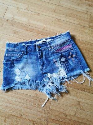 Hotpant Boho Style