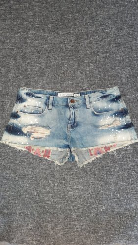 Hotpant Jeans Shorts Usedlook