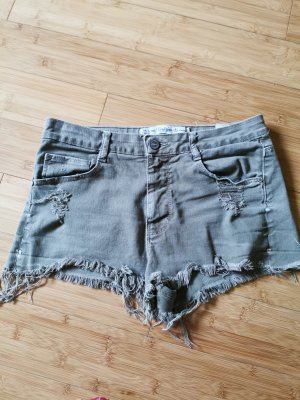 Hotpant Used Look