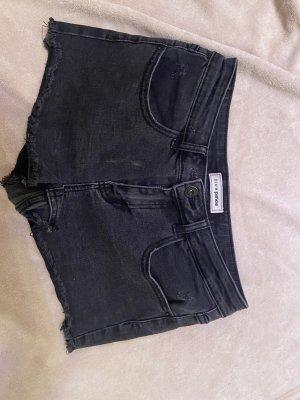 Denim Pimkie Hot Pants grey